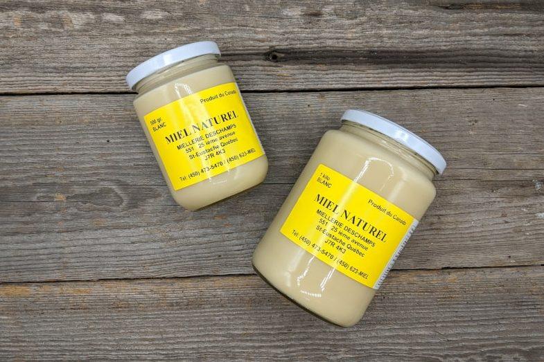 Miel barraté produits d'antan