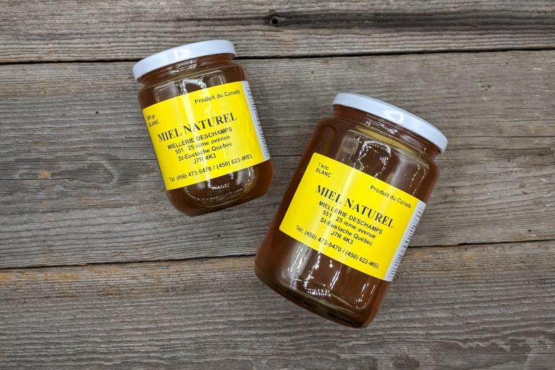 Miel naturel produits d'antan