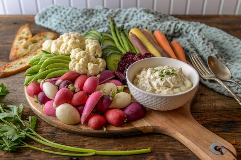 Sauce à trempette aux légumes Antan Constantin