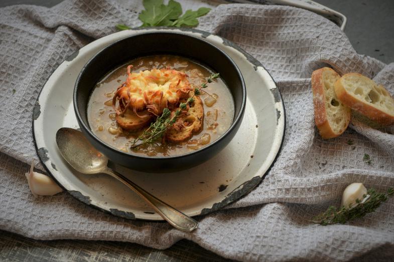 Soupe à l'oignon Antan Constantin