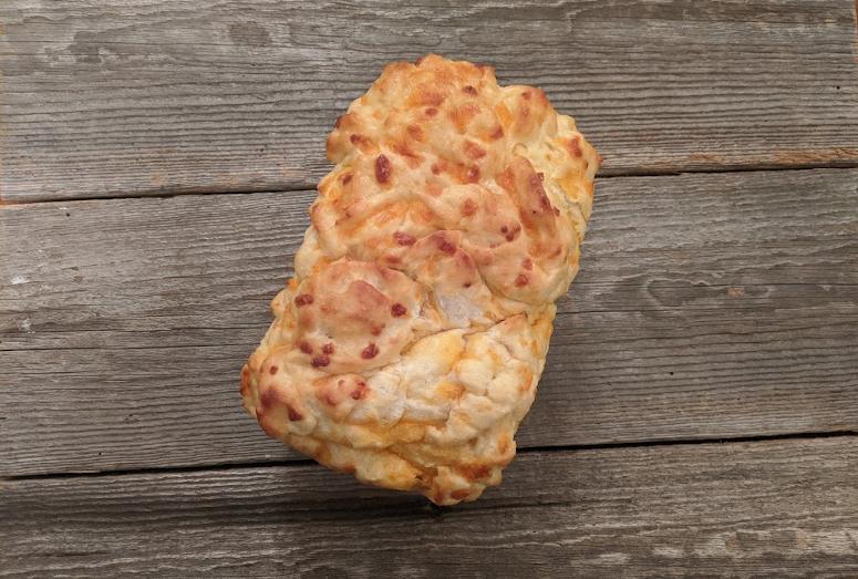 Pain au fromage produit antan