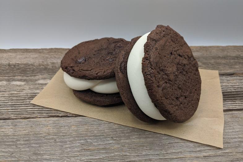 Sandwich double chocolat Produits d'antan