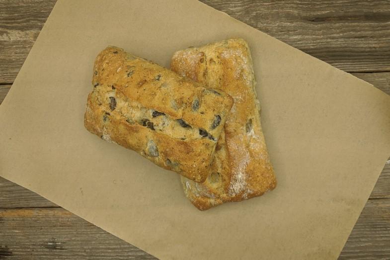 pains aux olives produits d'antan