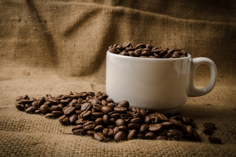 graines-de-café produit