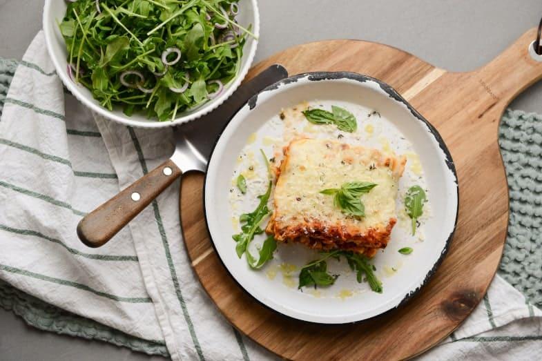 Lasagne végé Produits d'Antan